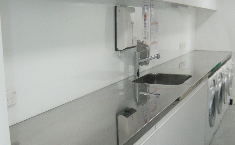 Stainless Steel Benchtops | Classic Stainless Steel