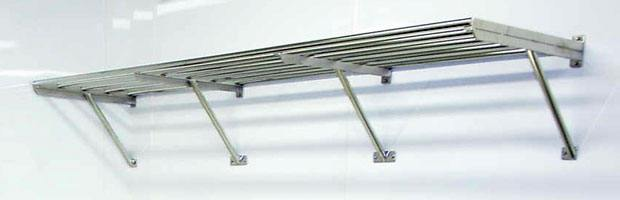 Shelving Classic Stainless Steel